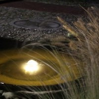Gartenbeleuchtung Gartenlicht Cortenstahl