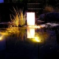 Gartenbeleuchtung Gartenlicht Unterwasser-Beleuchtung  Unterwasser-Strahler