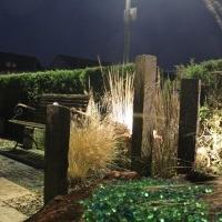 Gartenlicht Gartenbeleuchtung mit Niedervoltstrahlern