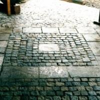 Natursteinpflaster Porphyr-Platten