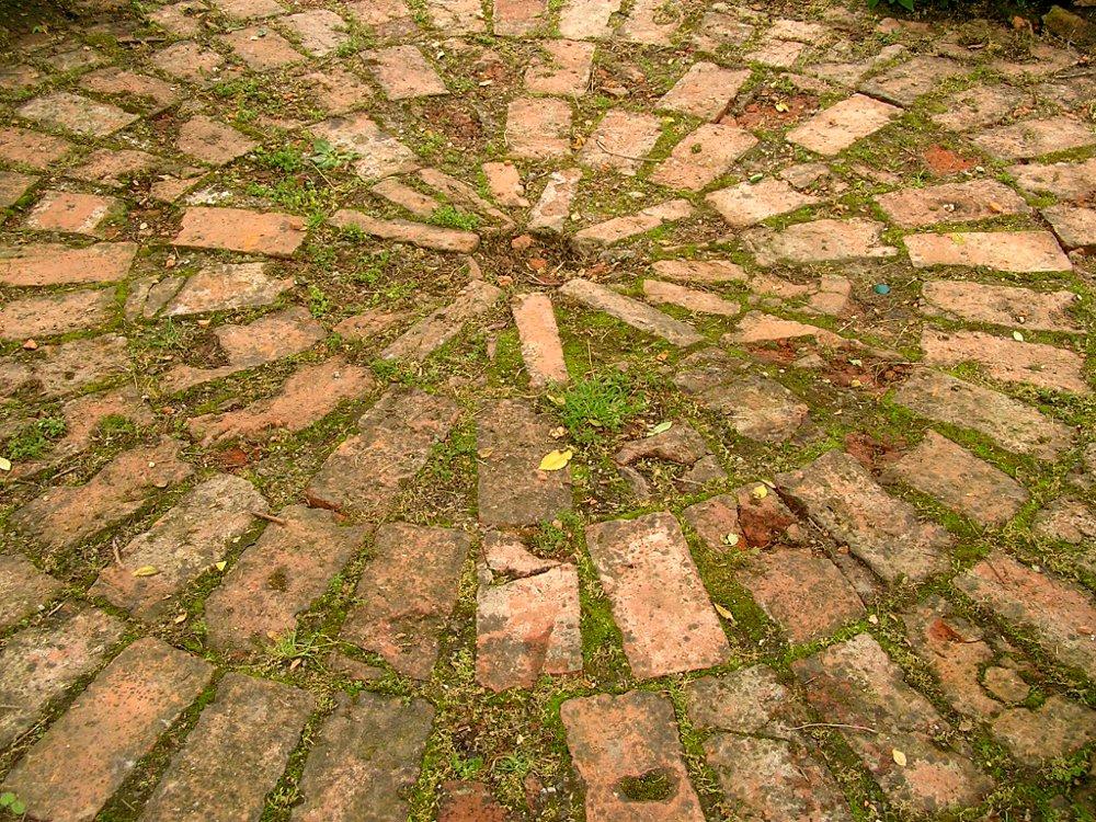 Prächtig Wege, Plätze, Treppen – Hof & Garten @RA_98